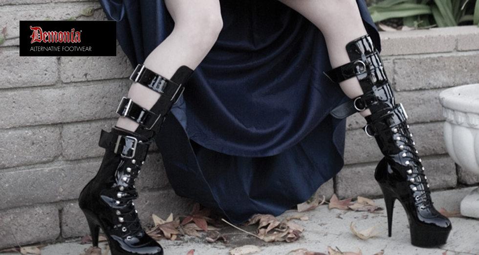 Demonia : Marque de chaussures